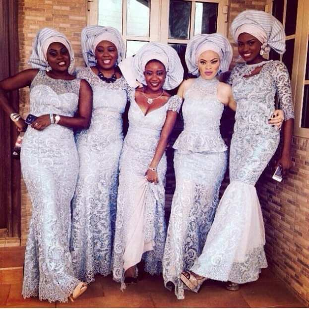 African-Style-Wedding-Outfits Modern African Dresses-18 Latest African Fashion Styles 2017