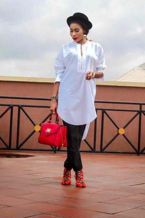 Agbada-Top-Styles Agbada Outfits for Women - 20 Ways to Wear Agbada in Style