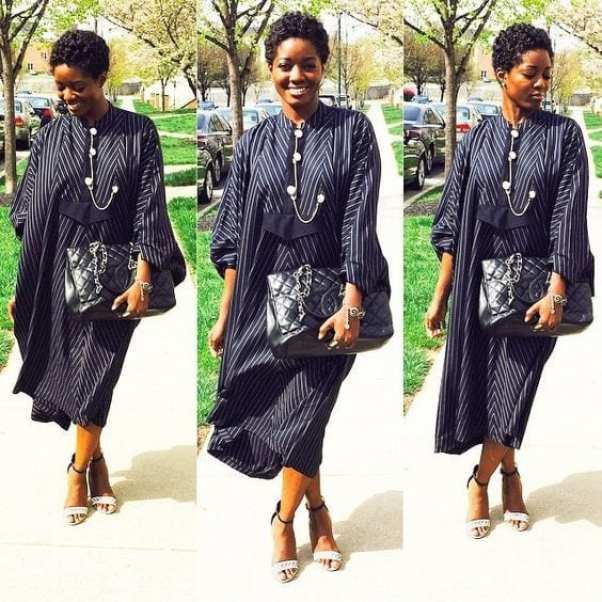 Elegant-Agbada-Gowns Agbada Outfits for Women - 20 Ways to Wear Agbada in Style