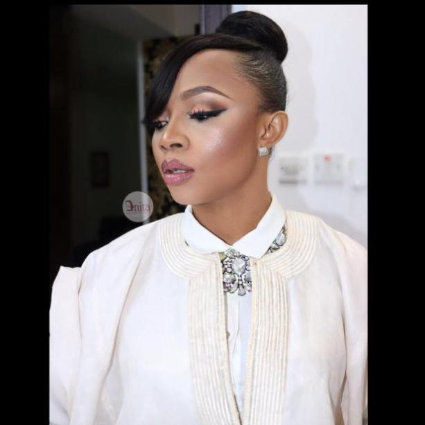 Makeup-Styles-to-Follow-with-Agbadas Agbada Outfits for Women - 20 Ways to Wear Agbada in Style