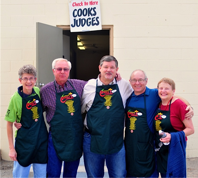 Valley Electric Chili Cookoff Shirts Las Vegas