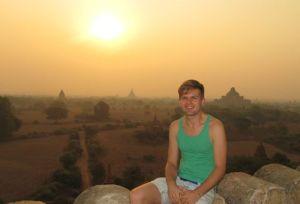 Ashton in Bagan