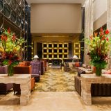 Hilton Miraflores Lobby Reception