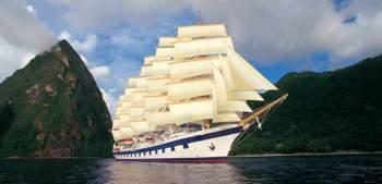 Royal Clipper 5-Mast Sailing Ship