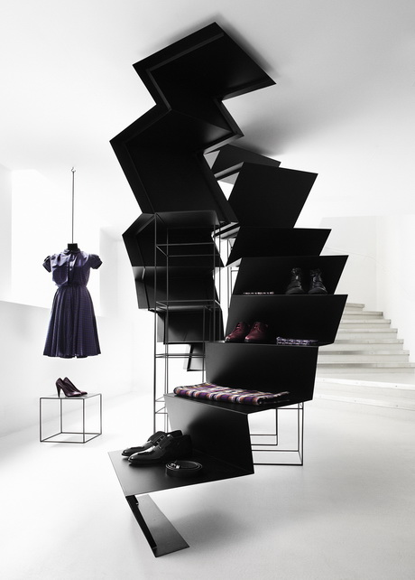 Saks Fifth Avenue Store Interior by Guise 01