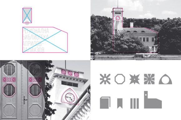 Regional Library Aprilov Palauzov identity design 03