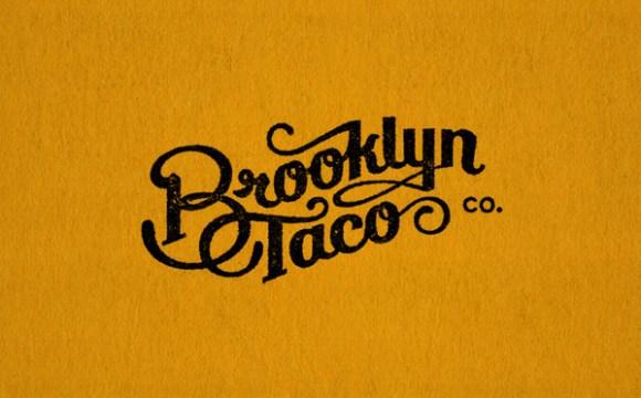 Brooklyn Taco CO brand design 01