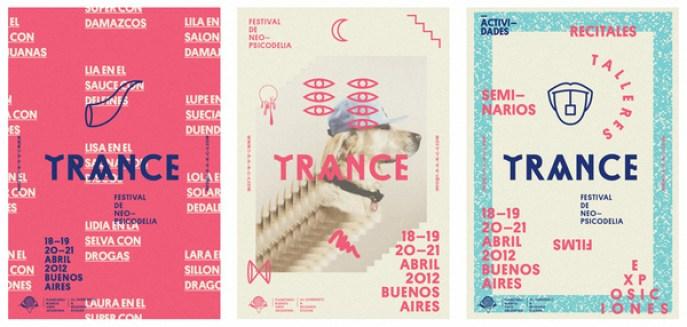 TRANCE – Neo Psychedelic Festvial design 11