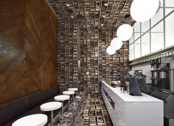 18 Fresh Simple Restaurant Interiors Branding Identity Design