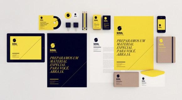 Soul Digital brand design 03