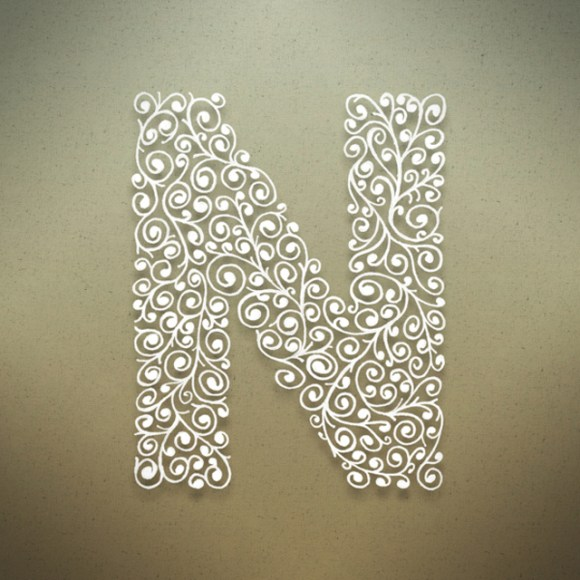typography lettering 10
