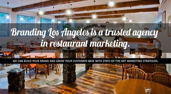 Restaurant Marketing Services   Branding Los Angeles