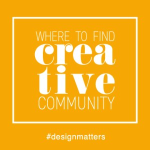 #74 Where to Find Creative Community