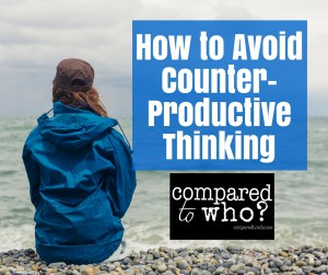 Compared to Who: Counter-Productive