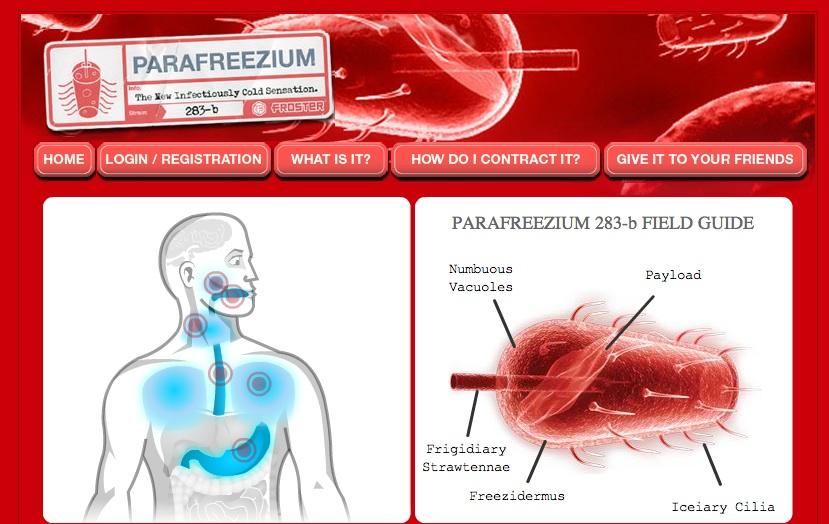parafreezium froster brandlandusa