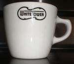White Tower Mug