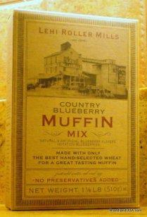 Lehi muffin mix