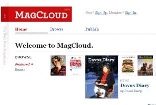 Hewlett Packard MagCloud