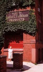 Lydia Pinkham factory