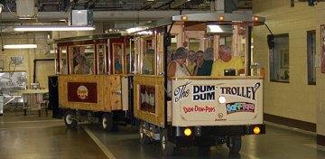 Dum Dum Spangler Trolley Tour