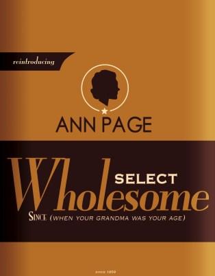 A&P Ann PAge