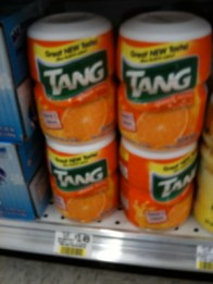 Tang breakfast drink
