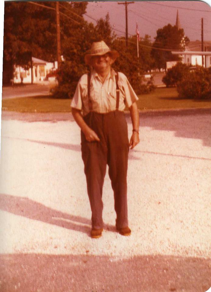 Mr. Painter lived across the street from Tides Inn