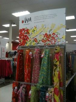 Vera Neumann at Target this April