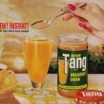 Tang Astronaut Drink