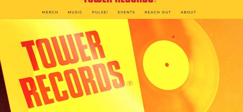 Tower Records Returns
