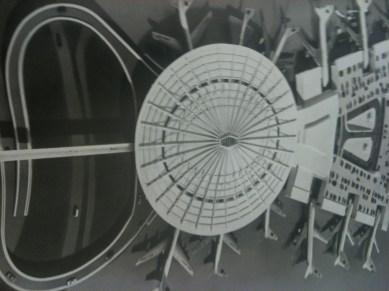 worldport jfk architect model