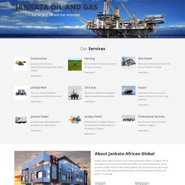 Jankata Africa Global Limited – Jankata Africa Global Limited