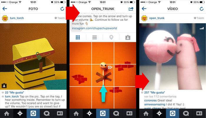 Encontramos GetLolli en Instagram