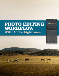 eBook - Photo Editing Workflow Tutorial