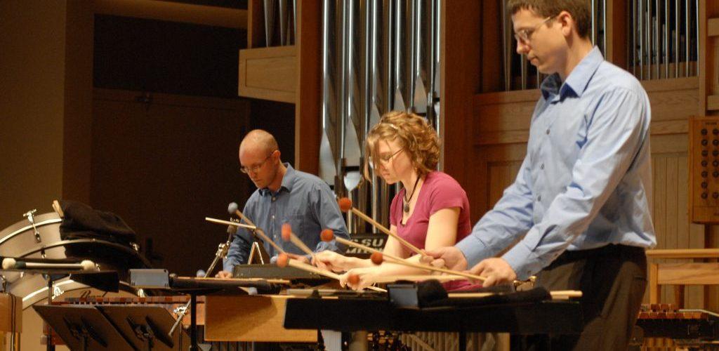 Performing at CSU