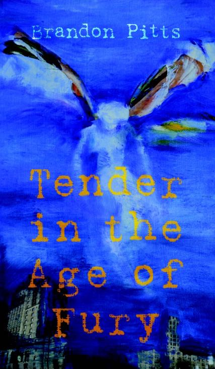 Tender in the Age of Fury, Brandon Pitts, Mosaic Press