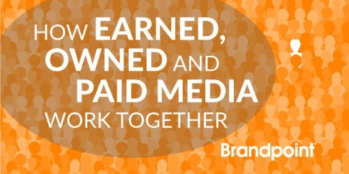How Earned, Owned and Paid Media Work Together