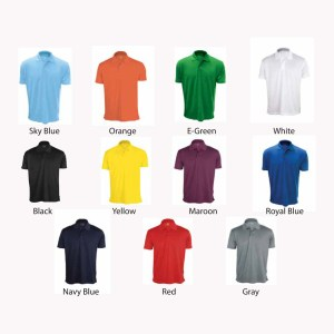 All day fresh polo shirt - B