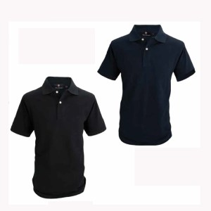 cotton polo shirt B