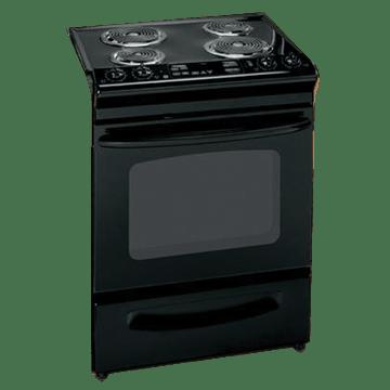GE JSP39DNBB 30 Electric Coil Range BrandsMart USA