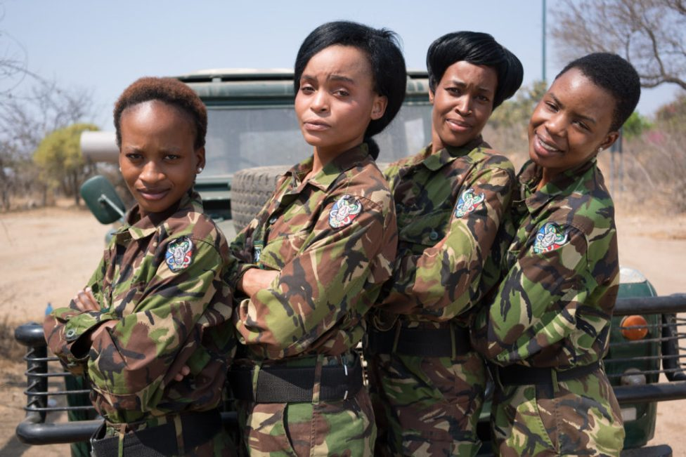 Image result for African Military Women