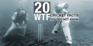 20 Amazing Cricket Facts that will Shock You
