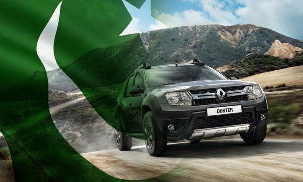 Renault Pakistan Website