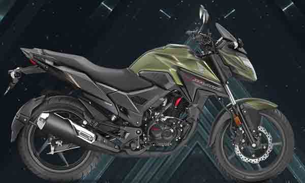 Imported Honda X Blade Price In Pakistan And Specifications