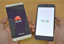 Huawei and Google