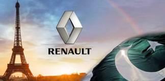 renault vehicles in pakistan