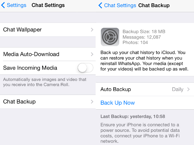 how to delete all messages in whatsapp conversation