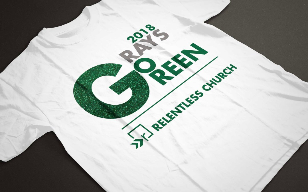 Custom T-Shirts For John Gray's Relentless Church