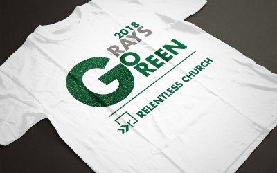 Custom T-Shirts For John Gray's Relentless Church