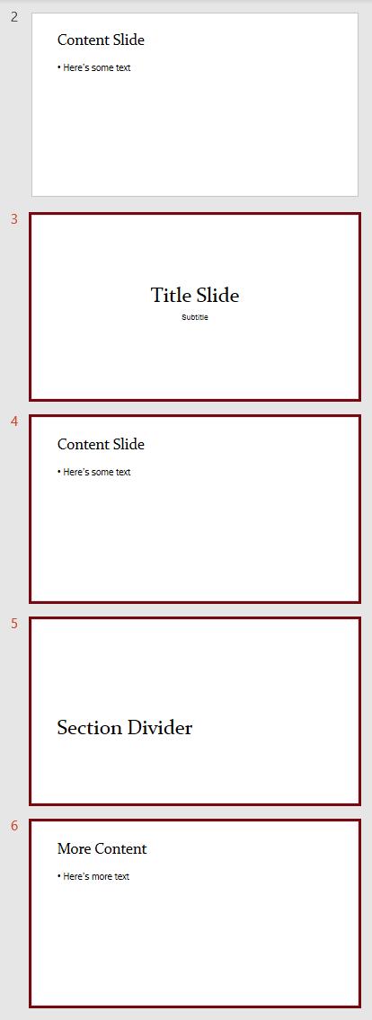 Pasted after second slide